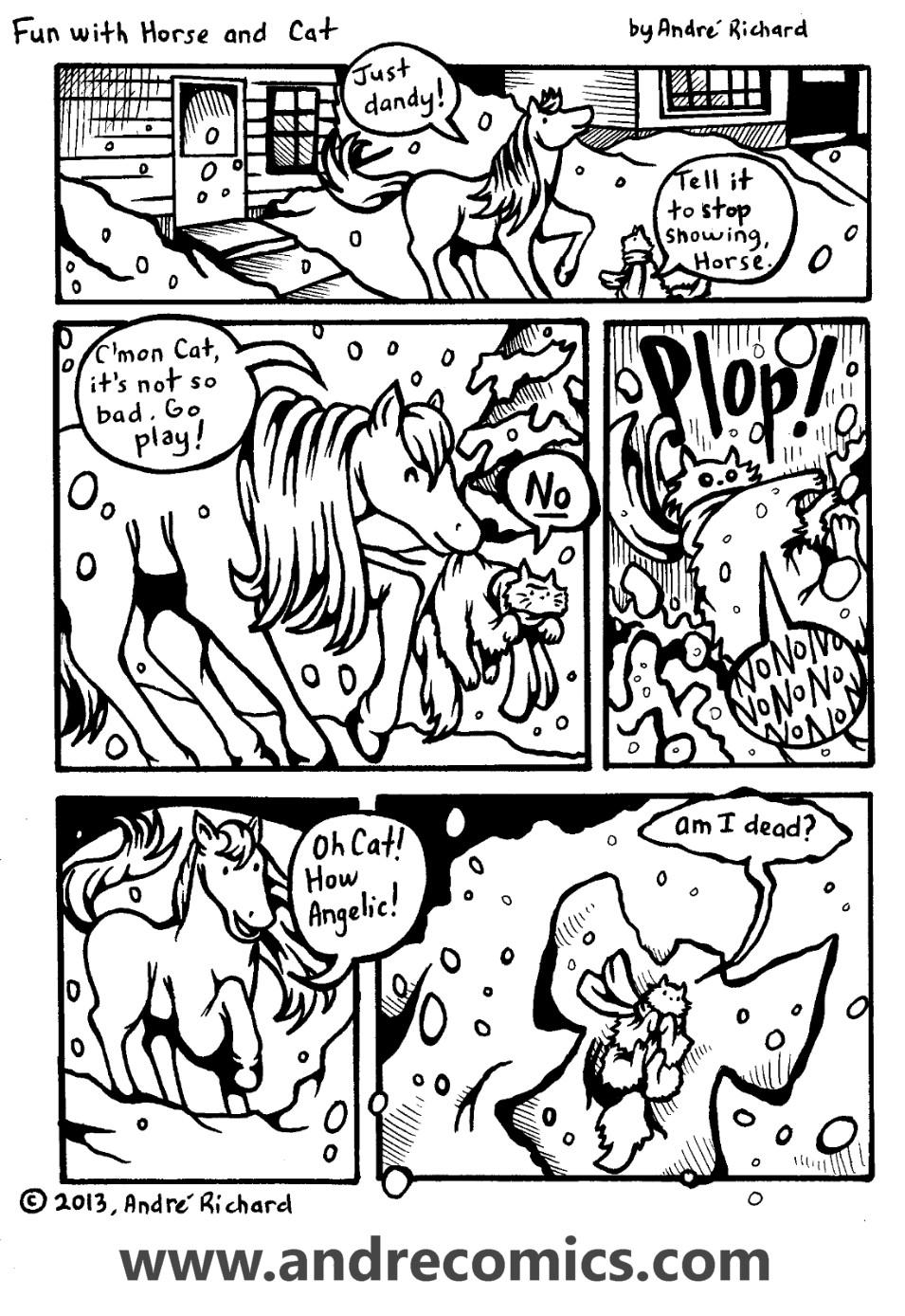 HorseandCatWebcomic3-Fun-byAndreRichard